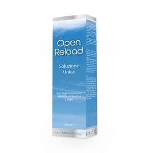 Open reload vedelik