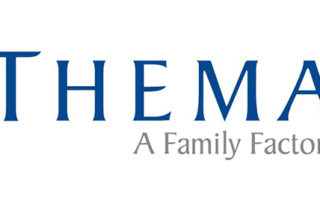 Thema optical logo
